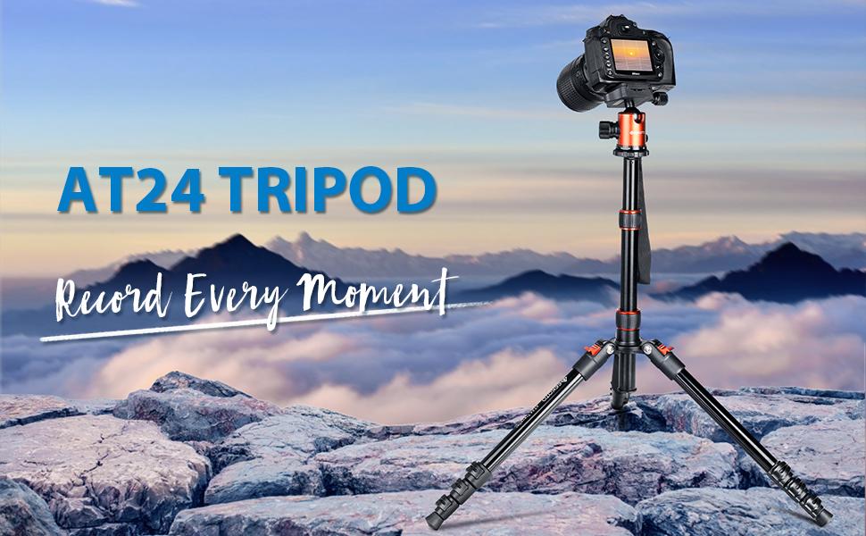 Travel tripod