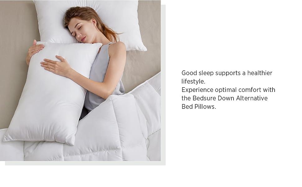 good sleep supports a healthier lifestyle