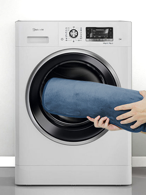 SHIMAKYO bathroom rug Machine washable