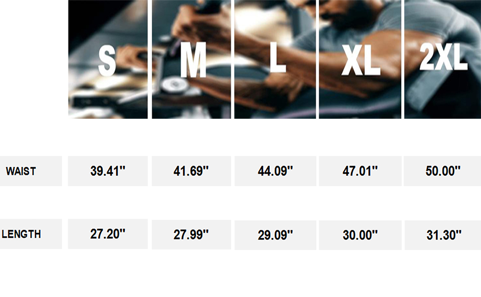 20086新尺码表