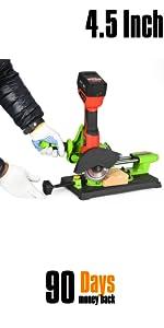 grinder tool angle grinder stand holder