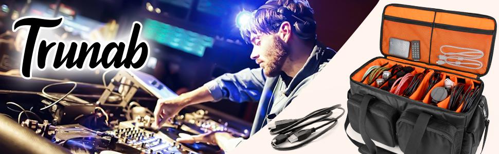 DJ Cable File Bag