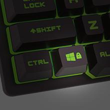 Windows lock key