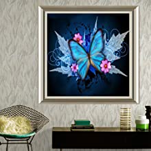 Diamond Painting Kits of Butterfly