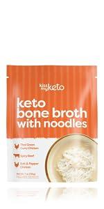 Keto Broth Noodles