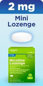 2 mg mini lozenge
