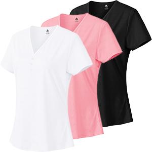 women quick dry, workout tops for women,womens hiking shirts,