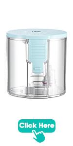 steam mop water tank