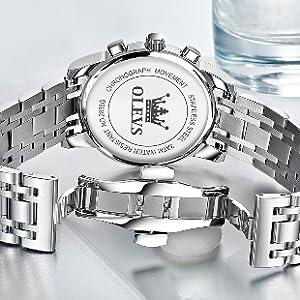 quartz watches for men