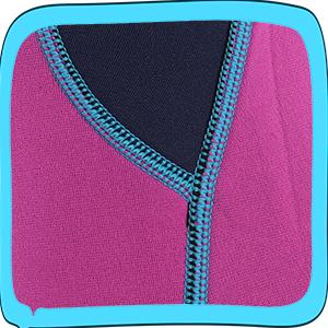 neoprene 3mm short wetsuit