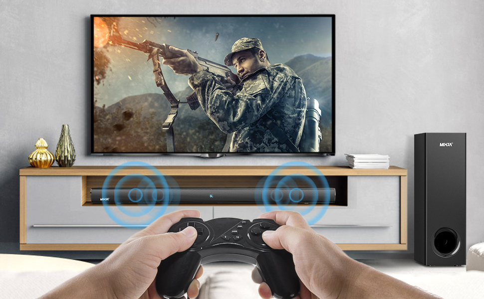 soundbar for video game