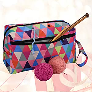 Katech Colorful Yarn Storage Bags