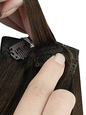 clip extensions double weft