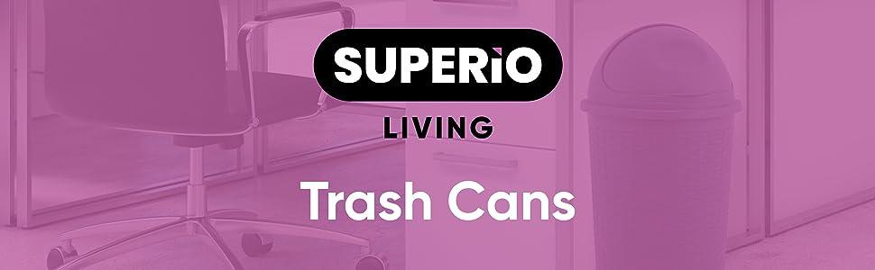 trash can logo