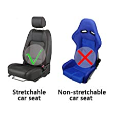 carseat head rest