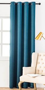 blanket curtains