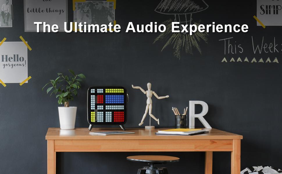 Divoom Tivoo Max 2.1 BT Speaker with 40W & 10000mAh power