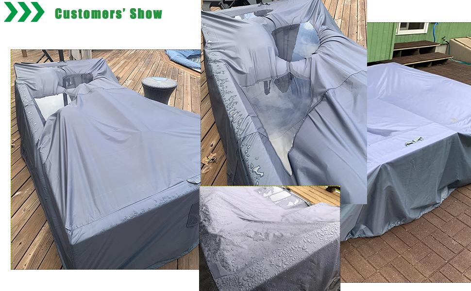 outdoor patio furniture protector