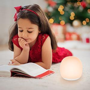 battery operated night lights lamp for baby room portable light kids lamp touch lamp for kids