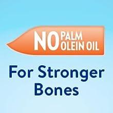 no palm olein oil