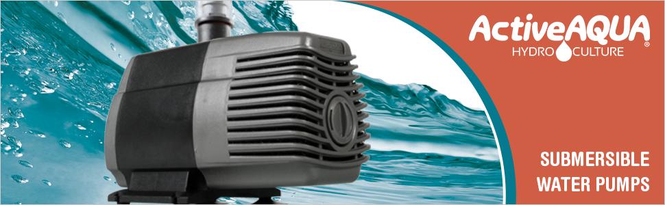 Active Aqua Submesible Water Pumps