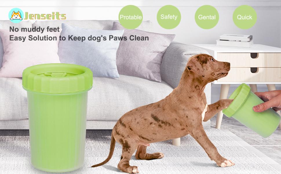 MudBuster Portable Dog Paw Washer