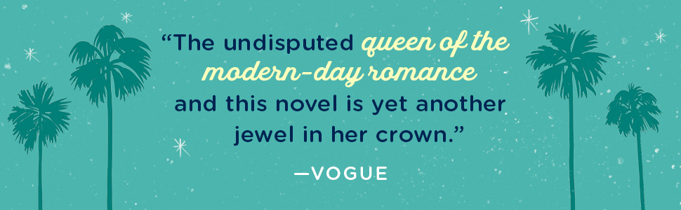 """""""The undisputed queen of the modern day romance and this novel is yet another jewel in her crown."""""""
