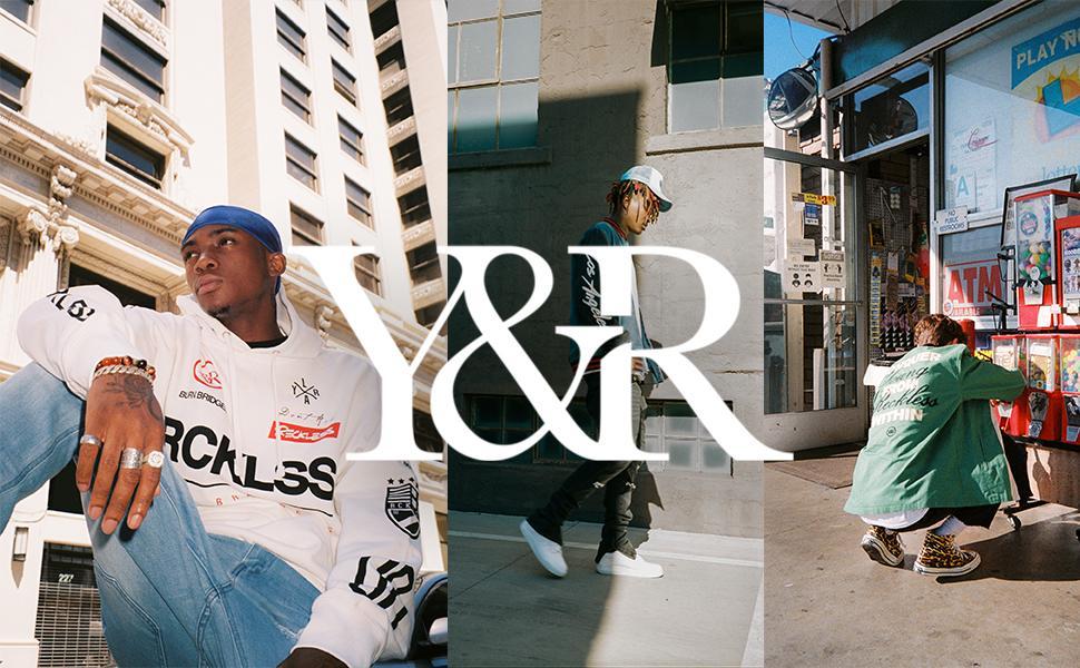 y&r logo banner