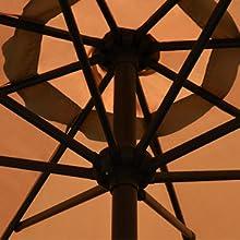 table market umbrella