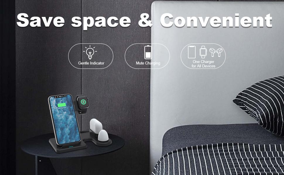 save space & convenient