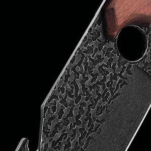 sharp boning butcher knife meat cleaver with bottle opener sheath for kitchen outdoor camping bbq