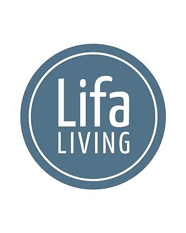 logo, lifa living, industrieel, modern, scandinavisch, minimalistisch