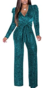Sparkly Jumpsuits