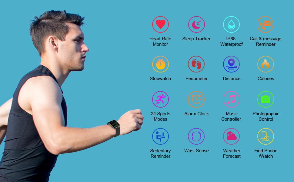 fitness watch for women