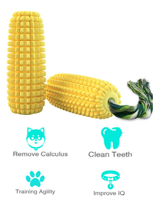 Corn chew Toy for dogs