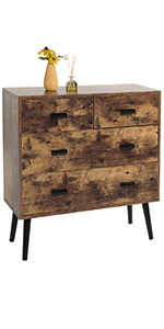 Mid-Cenrtury Chest of Drawers