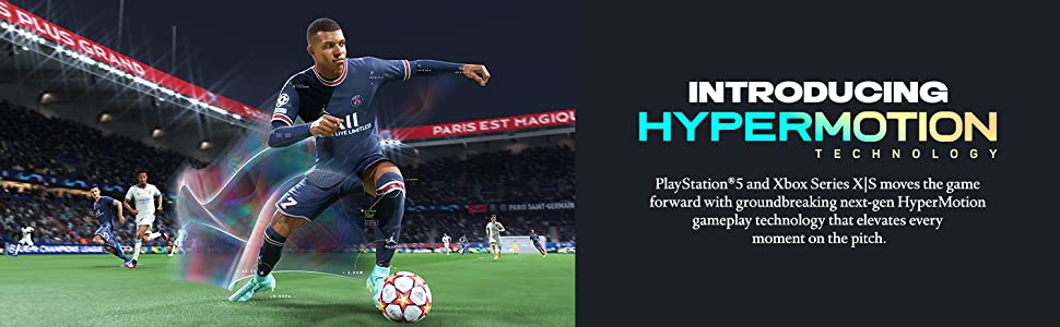 FIFA 22 Hypermotion Banner Image 1