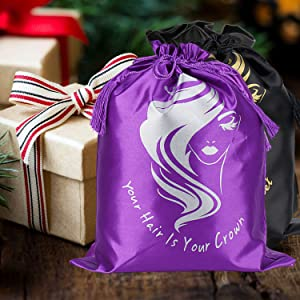 Satin bags for your dear lovers and friends