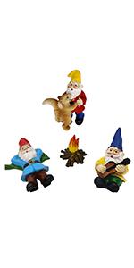 dance garden gnomes