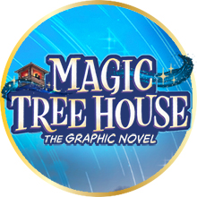 Magic Tree House The Graphic Novel