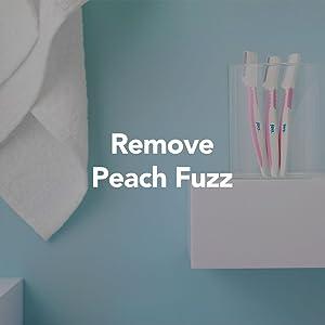Remove Peach Fuzz