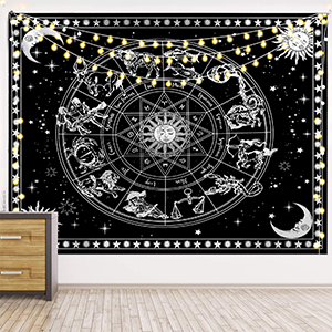 12 Constellation Tapestry for Yago
