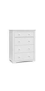 Graco Hadley 4 Drawer Dresser