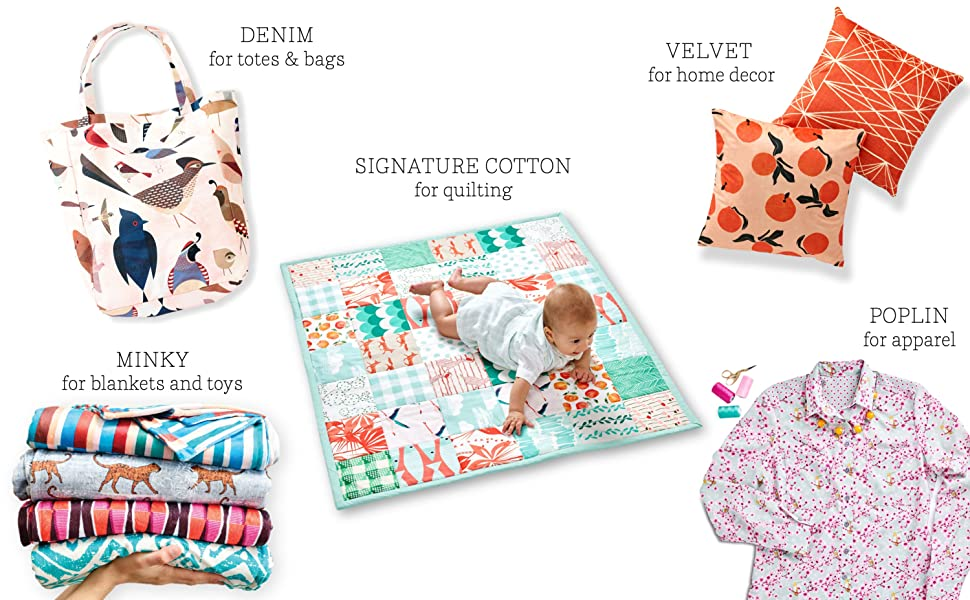 Find the perfect fabric for your project!