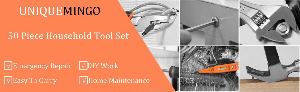 50-Piece Auto Repair Tool-7