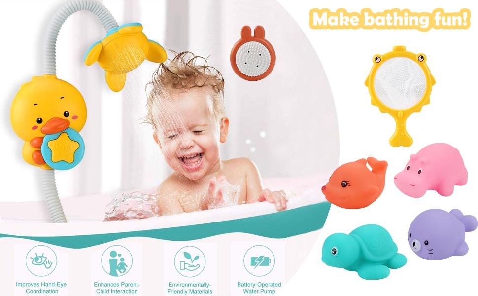 bath kids