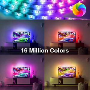 Color Chaning RGB Lights