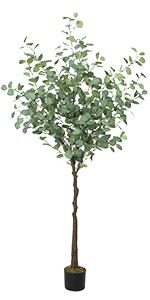 fake eucalyptus tree faux eucalyptus plant decorative eucalyptus stems fake tree