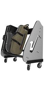 saxophone case storage