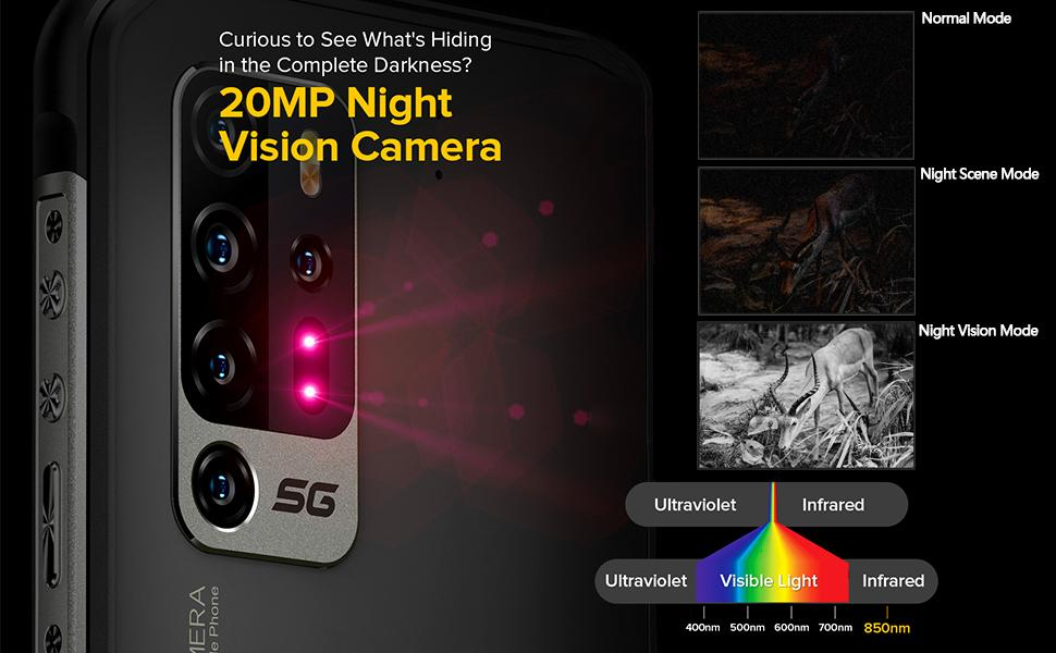 20MP Night Vision phone